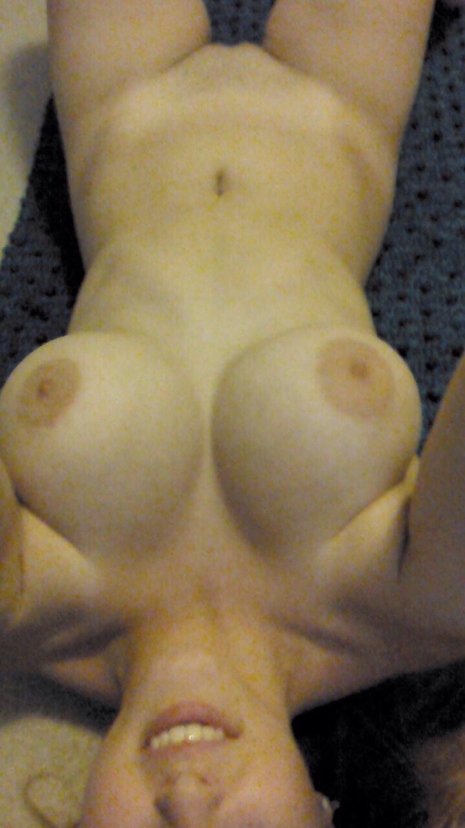 girl tiny boob Big
