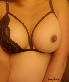 amateur photo My new bra doesn't do much, but I love it anyway [f]