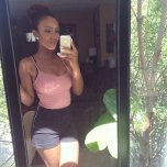 amateur photo Hot black girl