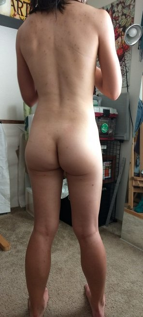 amateur photo You're all so sexy, here's my butt!