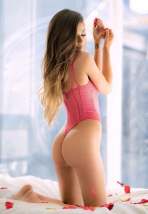 amateur photo Pretty in pink