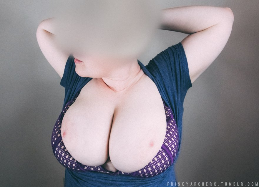 Freedom Tits [my wife] Porn Photo
