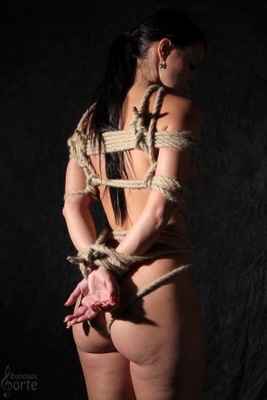 amateur photo Some Shibari for Melisa