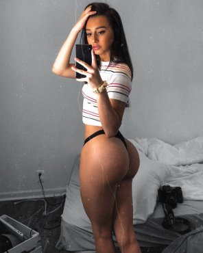amateur photo Amber Gianna