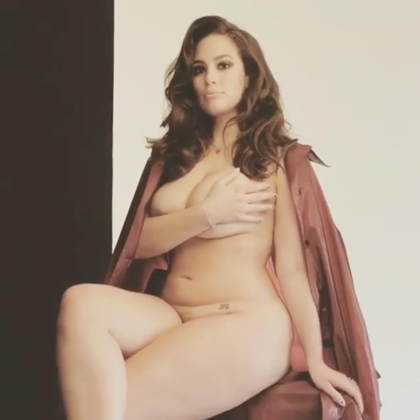 Ashley Graham Porn