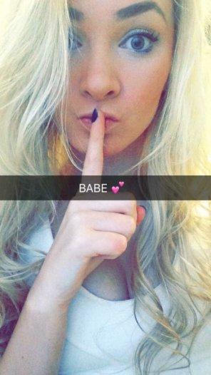 amateur photo Shhhhh