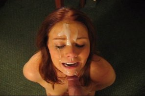 amateur photo Amy Facial {w/ video}