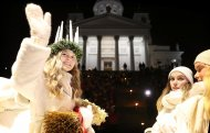 Finland has crowned its Lucia