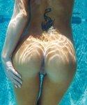 amateur photo Underwater