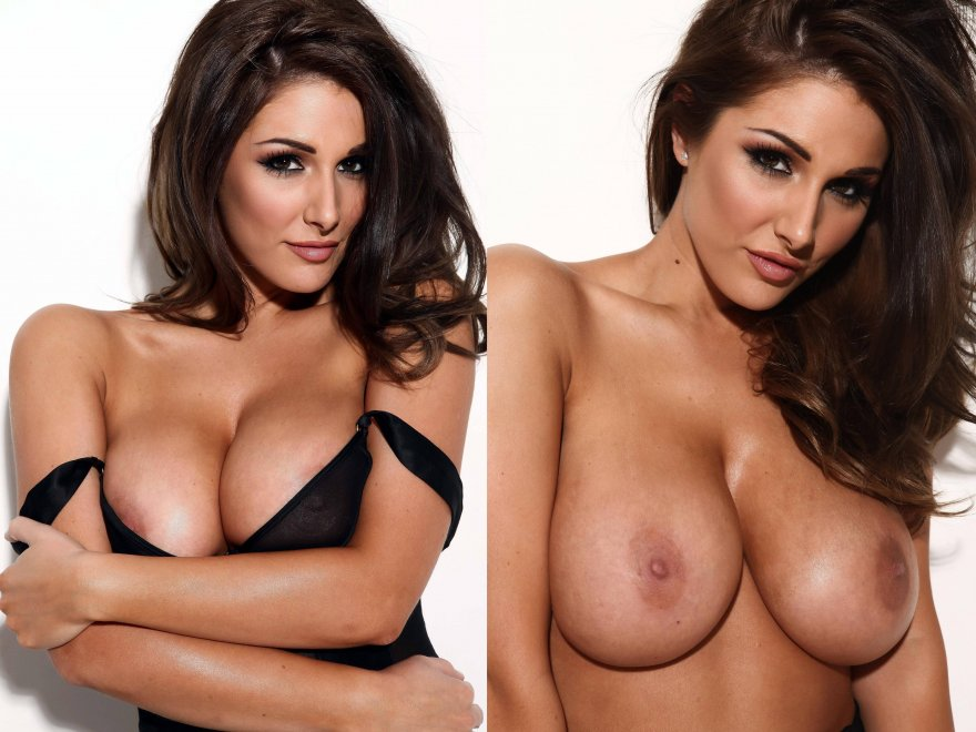 Lucy Pinder is a Goddess Porn Photo