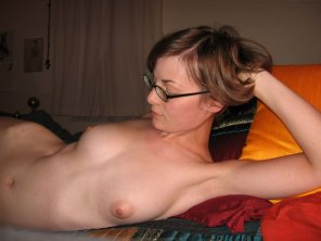 amateur photo sexy nerd