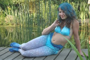 amateur photo Mermaid
