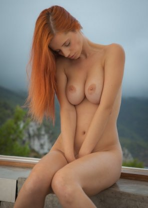 amateur photo Love the way her hair falls