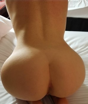 amateur photo From behind....