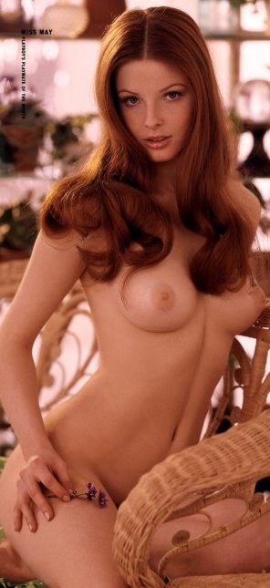 amateur photo Miss May 1972, Deanna Baker