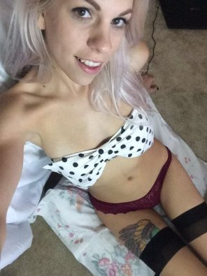 amateur photo Polka dots!