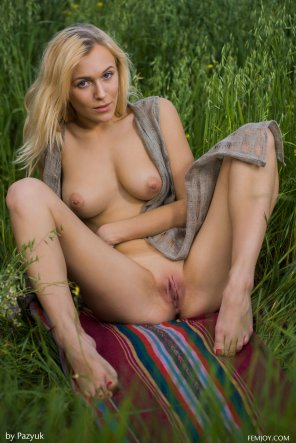 amateur photo Vika P. – Seduction