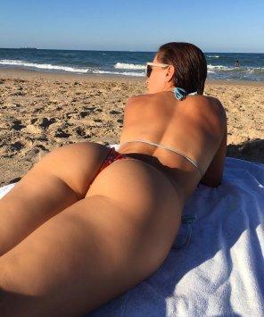 amateur photo Beach season