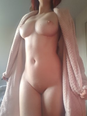 amateur photo My favourite gift is always a new dressing gown, I love how [f]luffy they are!