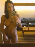 amateur photo Keisha Grey mirror selfie