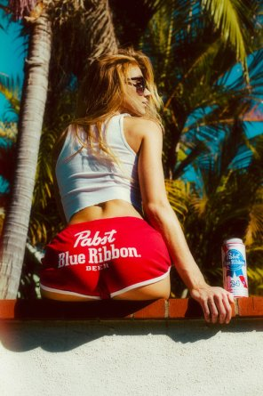 amateur photo Pabst