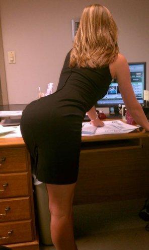 amateur photo Secretary