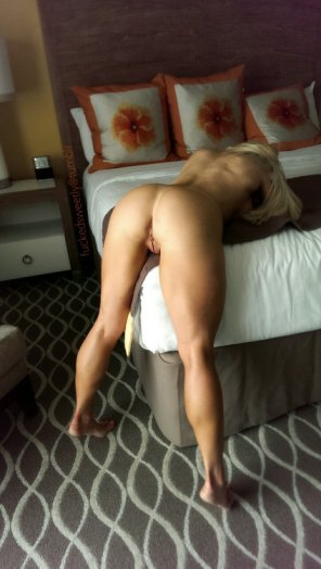 amateur photo Ready position