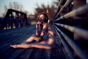 amateur photo Karli Mitchell