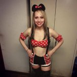 amateur photo Mouse Ears