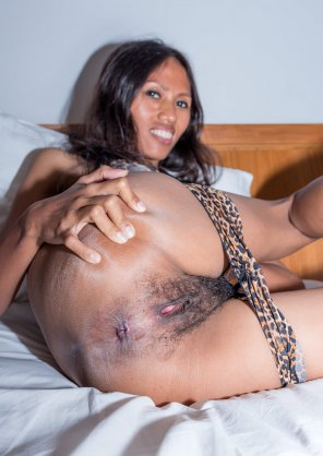 amateur photo Amateur Asian with hairy pussy