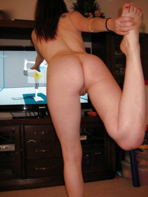 amateur photo Naughty Gamer Julia