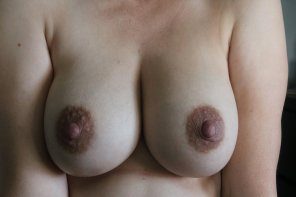 amateur photo My Wife Defines Pregnant Nipples