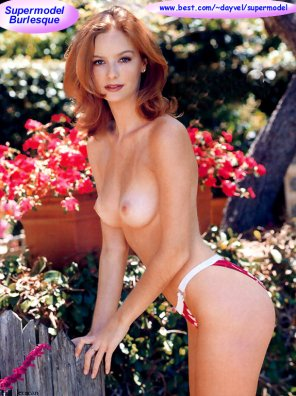 amateur photo Real redhead