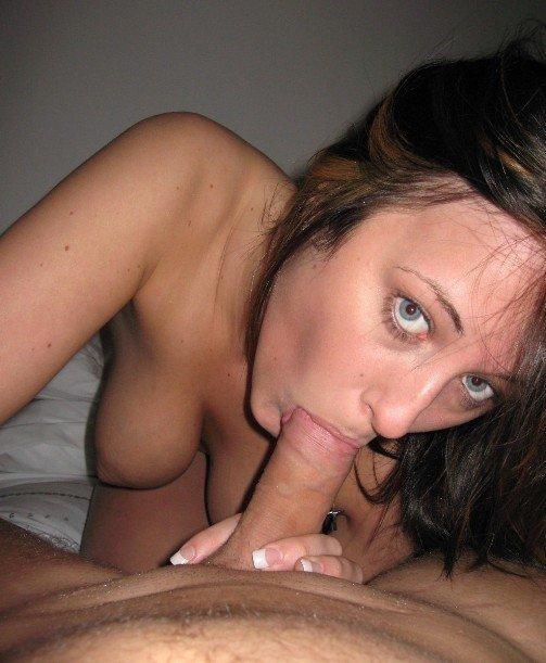 eye contact Porn Photo