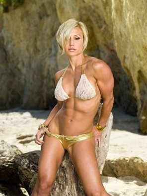 amateur photo Fit girl Jamie Eason