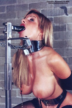 amateur photo Locked and clamped