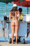 amateur photo Beach bar booty