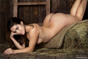 amateur photo Little Bit Country - Babe Aza