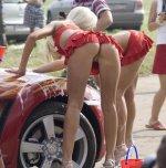amateur photo carwash