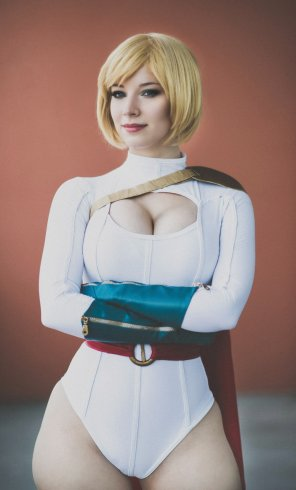 amateur photo Power Girl