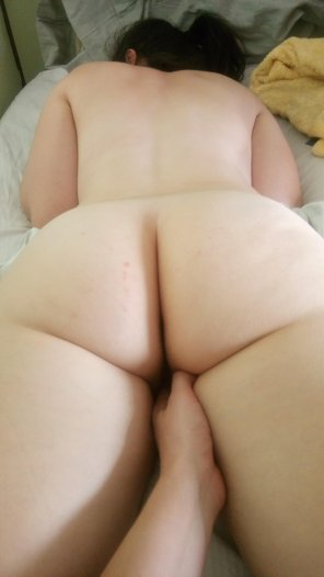 amateur photo My Pawg GF