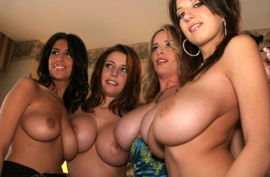 Top shelf breasts Porn Photo