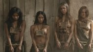 Slaves from the movie Spartacus