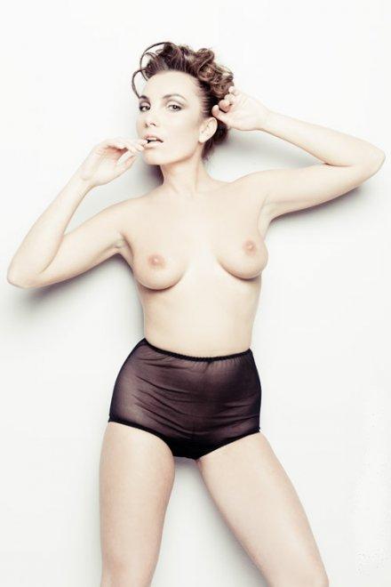 Russian Model Nadya Popova Porn Photo
