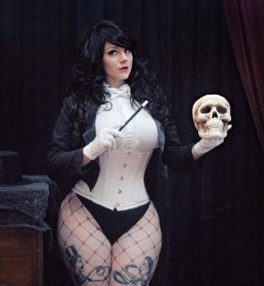 amateur photo Zatanna