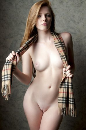 amateur photo Rockin' the scarf
