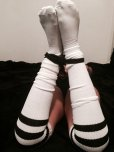 amateur photo My sub in her thigh highs today...