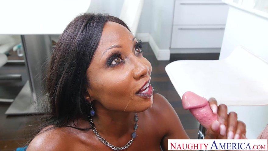 Diamond Jackson Porn Photo