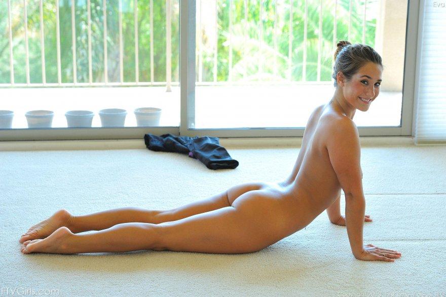 Yoga Porn Photo