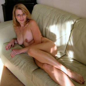 amateur photo Lounging About
